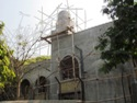 The Under-construction Masjid at Worli