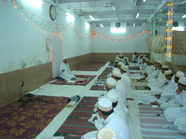 Pehli raat namaaz of Zul Hajjat il-Haraam at Zenith Hall