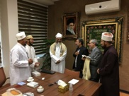 Alavi Bohras: Aqaa Maulaa visited Iran - The Land of 'Ilm o Hikmat
