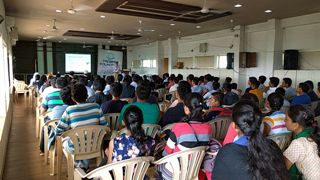 Alavi Bohras: Seminar on Cyber Safety: Think Before You Click