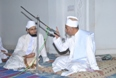 Maazoon Saheb and Raasul Hudood during the Bayaan in Shehaabi Masjid